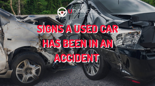 Signs A Used Car Has Been In An Accident