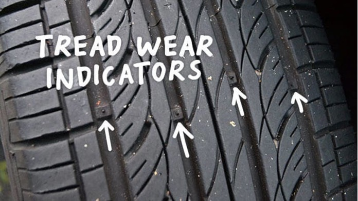 All you need to know about your balding car tyre