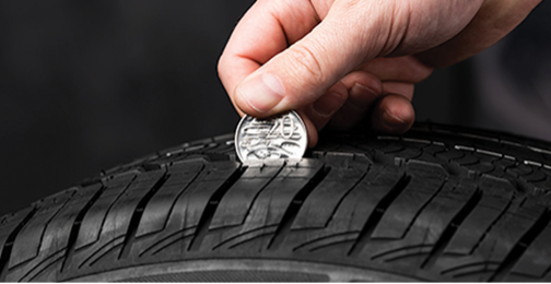 All you need to know about your balding car tyres