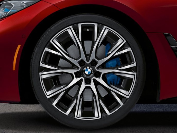 All new – second generation BMW 4 Series Gran Coupe